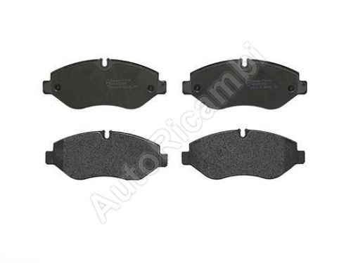 Brake pads Iveco Daily from 2006 35S/35C/50C front