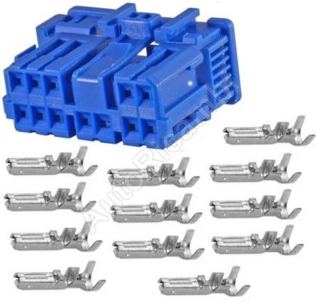 Plug connector Iveco Daily 2000 with pins