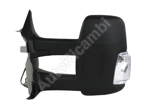 Rearview mirror Ford Transit from 2013 left long, manual, 2-PIN, 5W
