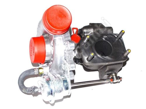 Turbocharger Iveco Daily 2,3 Euro3 (S12,C12)