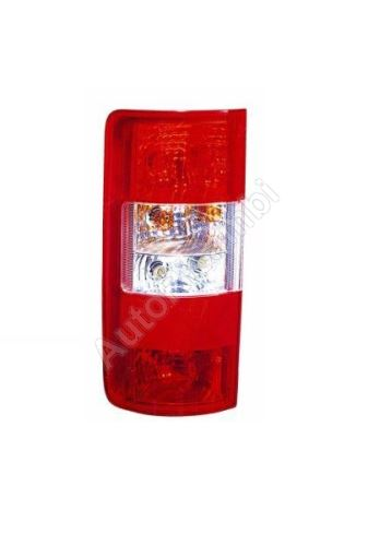 Tail light Ford Transit, Tourneo Connect 2002-2009 right, with bulb holder