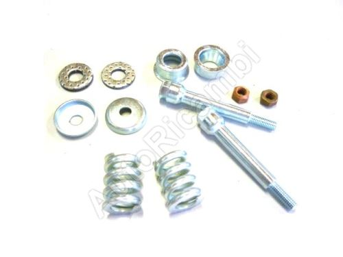 Exhaust repair kit Fiat Ducato 244 + Iveco Daily