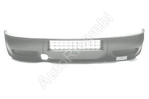Front Bumper Iveco Daily 2000 gray without fog lights