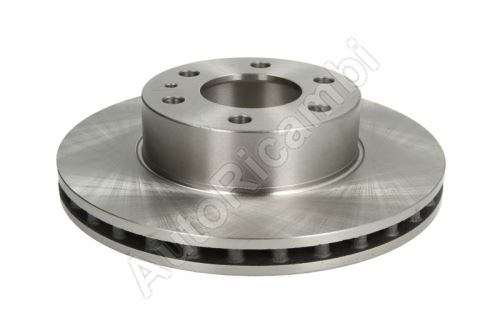 Brake disc Iveco Daily from 2006 35S, from 2014 35S/C front, 300mm