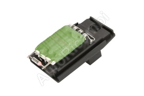 Heater resistor Ford Transit 2000-2006, Connect 2002-2013