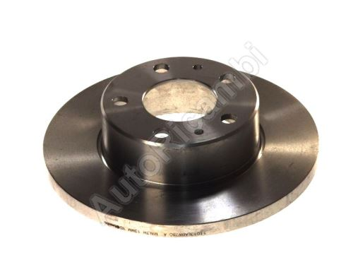 Brake disc Iveco Daily 2000-2006 35S rear, with ABS, 276mm