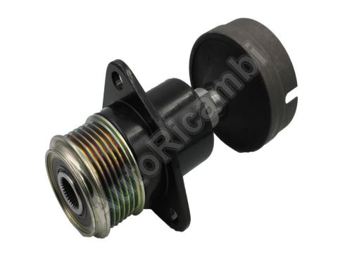 Alternator Pulley Ford Transit, Tourneo Connect 2002-2013 1,8Di/TDCi