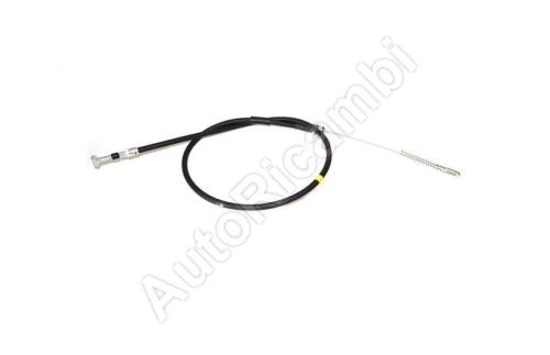 Handbrake cable Iveco Daily from 2006 65C/70C rear, 1470/1100mm
