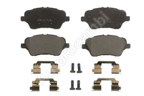 Brake pads Ford Transit Courier, Tourneo Courier from 2014 front
