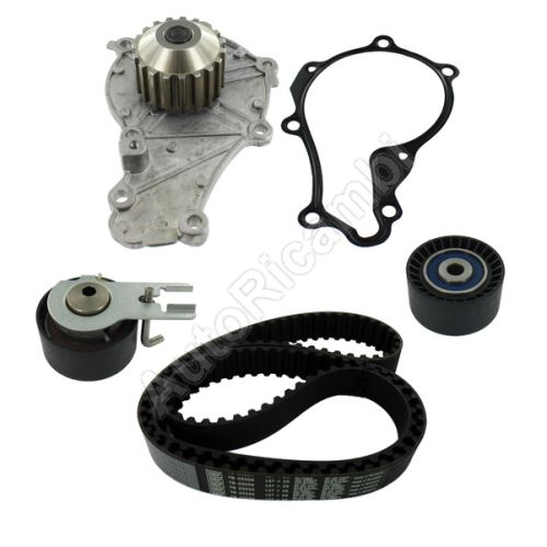Timing belt kit Fiat Scudo from 2007, Citroen Berlingo from 2005 1.6D with water pump