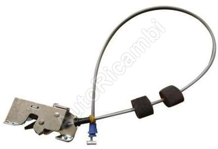 Ford Focus key less rear passenger door wiring loom 11-14 BV6T 14240 LHE