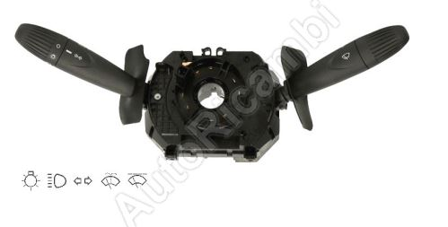 Steering column switch Fiat Ducato 2002-2006 without ABG