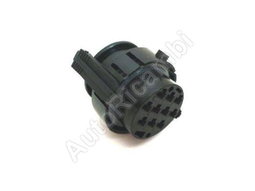 Rear light connector, Iveco EuroCargo