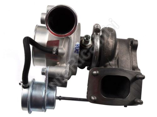 Turbocharger Iveco Daily 3,0 35S, 35C14 Euro3
