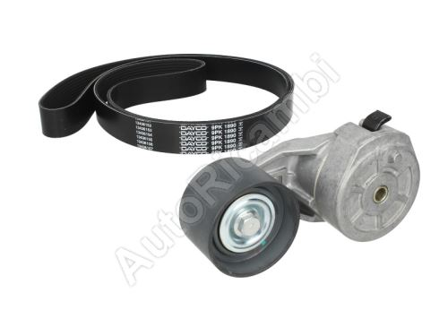 Alternator belt pulley Iveco Daily 2,8 set