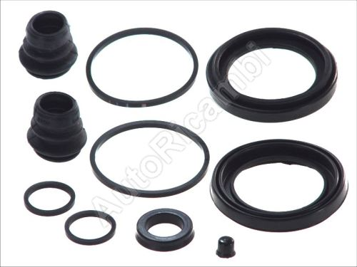 Brake caliper rubber bands Iveco EuroCargo 75, 2006 Daily 65C - kit