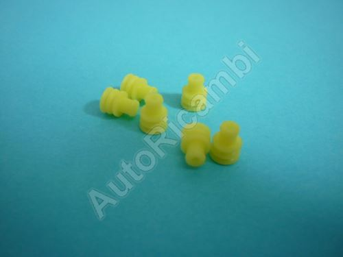 Cable waterproof seal yellow