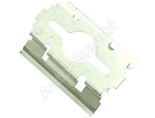 Repair kit Iveco Daily 2000-2006 65C front, brake pads pressure plate