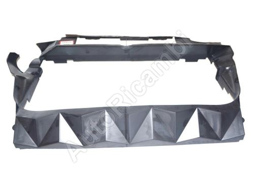 Radiator frame Iveco Daily 2006 2,3/3,0 front (deflector)