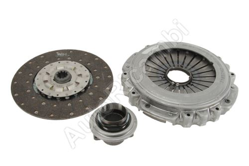 Clutch kit Iveco Stralis, Trakker with bearing, 400 mm