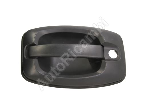 Outer rear door handle Fiat Ducato from 2006 without lock cylinder