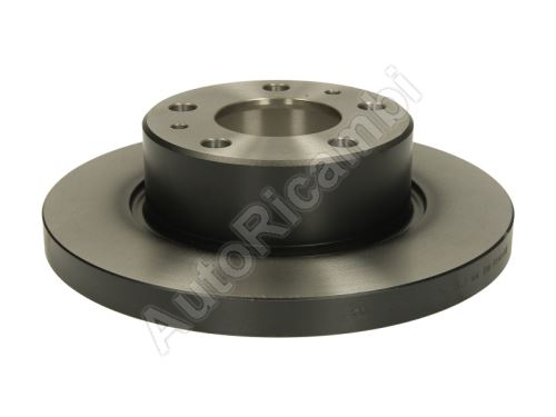 Brake disc Iveco Daily 2000-2006 35S front, 276mm
