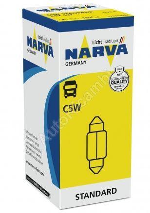 Bulb 24V 5W C5W sulphite