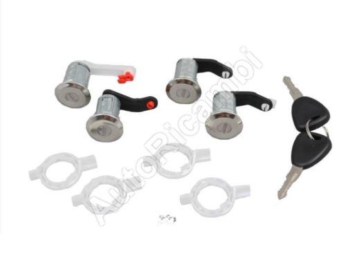 Set of door locks Renault Master 1998 – 2010