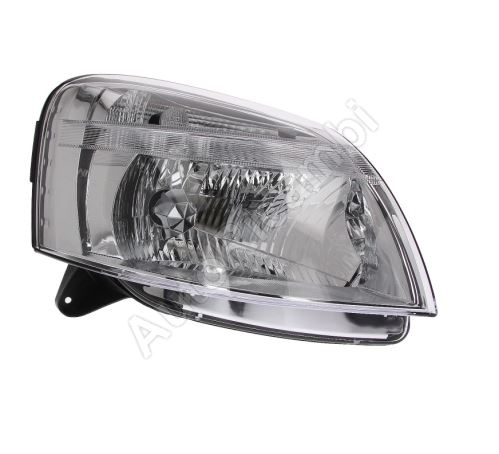 Headlight Citroen Berlingo/ Partner 1996-2008 front right H4