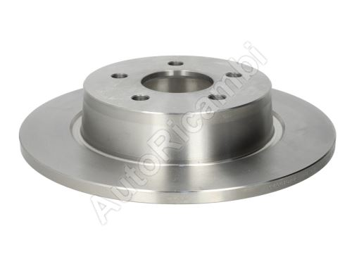 Brake disc Ford Transit, Tourneo Connect/Courier from 2013 rear