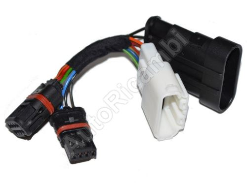 Mirror wiring reduction Iveco Daily 2006-2011 for electric, mirror