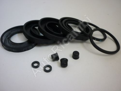 Brake caliper rubber bands Iveco TurboDaily 49-12 Perrot front