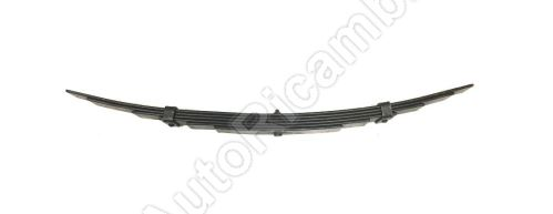 Additional leaf spring Iveco Daily from 2000 35/50C flatbed 6-leaf, width 60mm