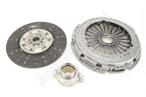 """Clutch kit Iveco EuroCargo 75E14 12"""" with bearing, 310mm"""