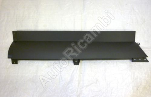 Plastic spoiler Iveco Stralis right middle