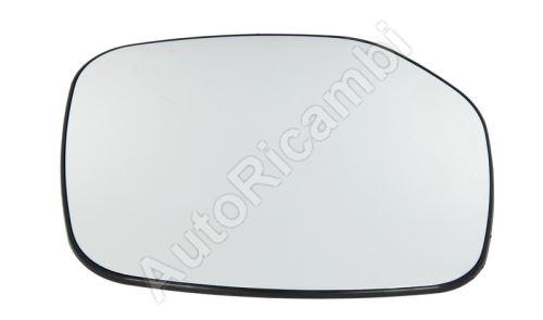Rear View Mirror Glass Citroen Berlingo from 1996, Jumpy from 2016 left heated