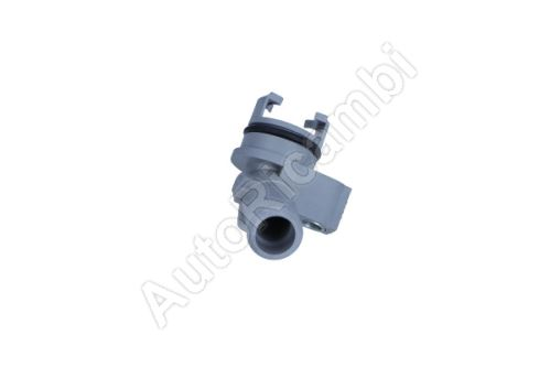 Thermostat housing Ford Transit, Citroen Jumper from 2011 2.2D oil cooler