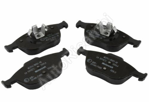 Brake pads Ford Transit, Tourneo Connect 2002-2014 1,8 16V/Di/TDCi front