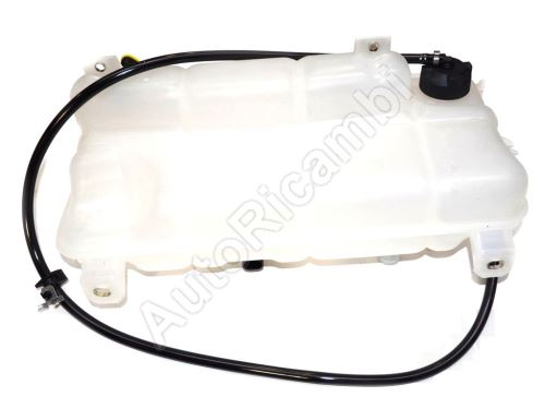 Expansion tank Iveco Daily 2000-2006 3,0JTD with cap and sensor, Euro3