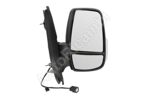 Rearview mirror Ford Transit from 2013 right short, manual, 2-PIN, 5W