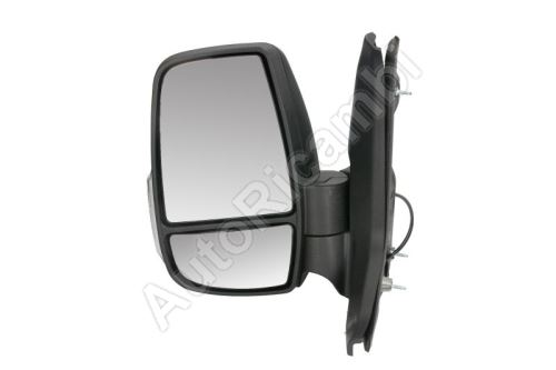 Rearview mirror Ford Transit from 2013 left short, manual, 2-PIN, 5W