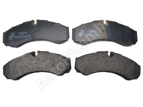 Brake pads Iveco Daily 2000-2006 35S front